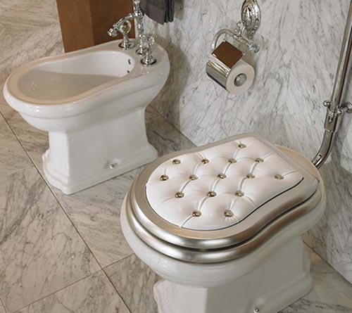 white-leather-toilet-seat
