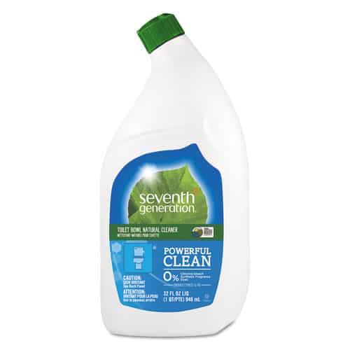 seventh generation - natural toilet bowl cleaner emrald cypress & fir - 32 oz.