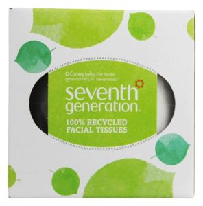seventh generation facial tissue