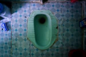 Squat toilets