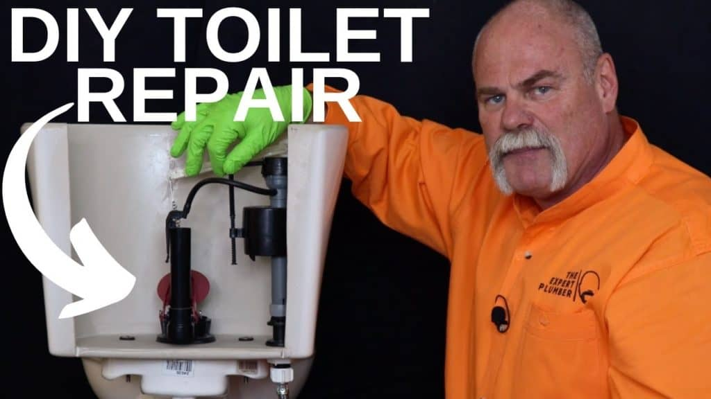 DIY Toilet Repair