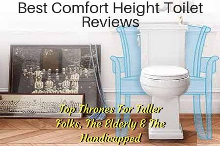 Best Comfort Height Toilet Reviews