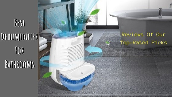 Best Dehumidifier For Bathrooms