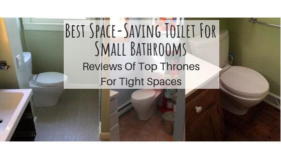 E Saving Toilet For Small Bathrooms