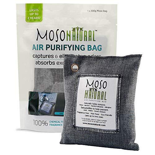 Moso Natural 200 gm Air Purifying Bags