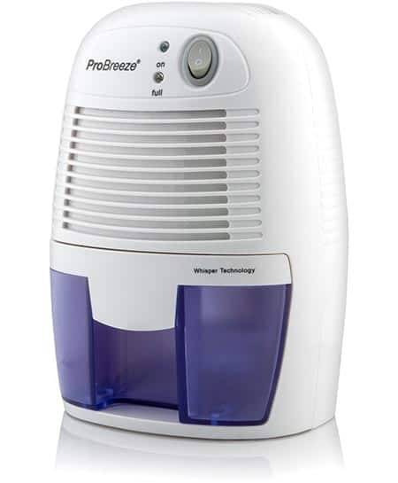 ProBreeze Electric Mini Dehumidifier