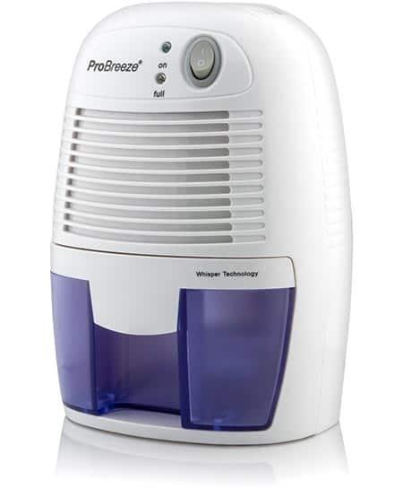 ProBreeze Electric Mini Dehumidifier