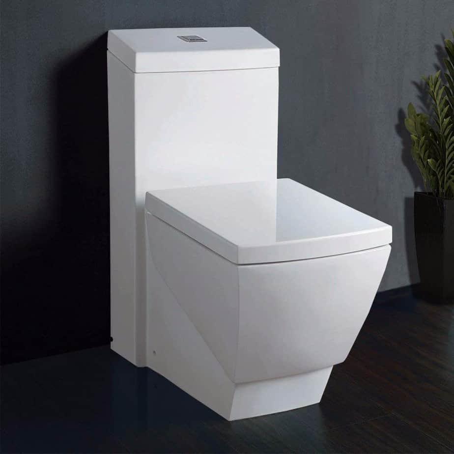 WoodBridge T-0020 Dual Flush