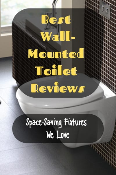 Best Wall-Mounted Toilet Reviews featured image