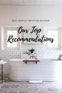 Best Acrylic Bathtub Reviews