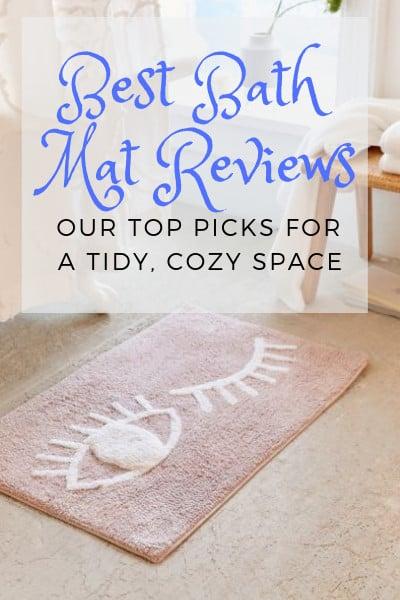 Best Bath Mat Reviews featured image