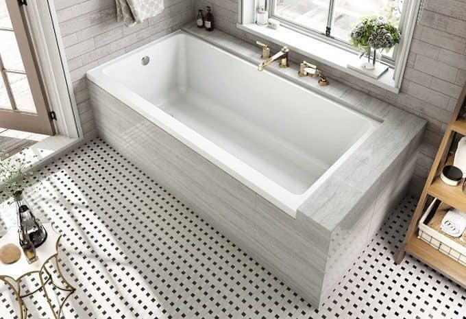 Best Drop-In Bathtub