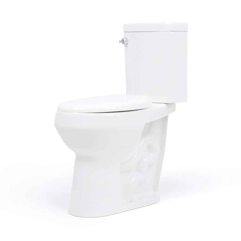 Convenient Height 20 Inch Height Toilet Bowl