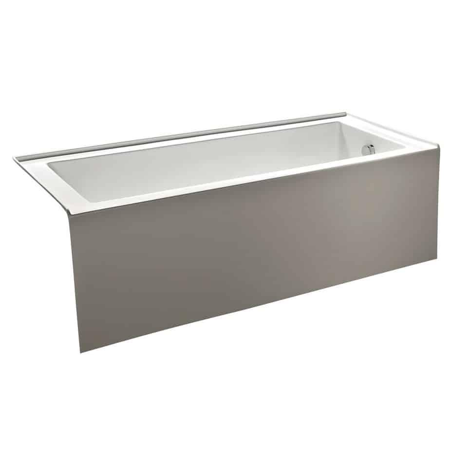 Kingston Brass Contemporary Acrylic Bathtub
