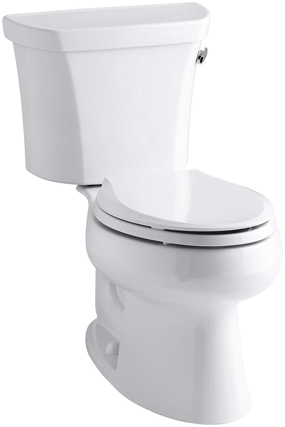 Kohler Wellworth Elongated 1.6 GPF Toilet