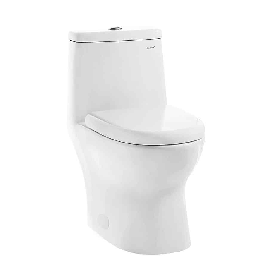 Swiss Madison SM-1T112 Ivy One Piece Elongated Toilet Dual Tornado Flush