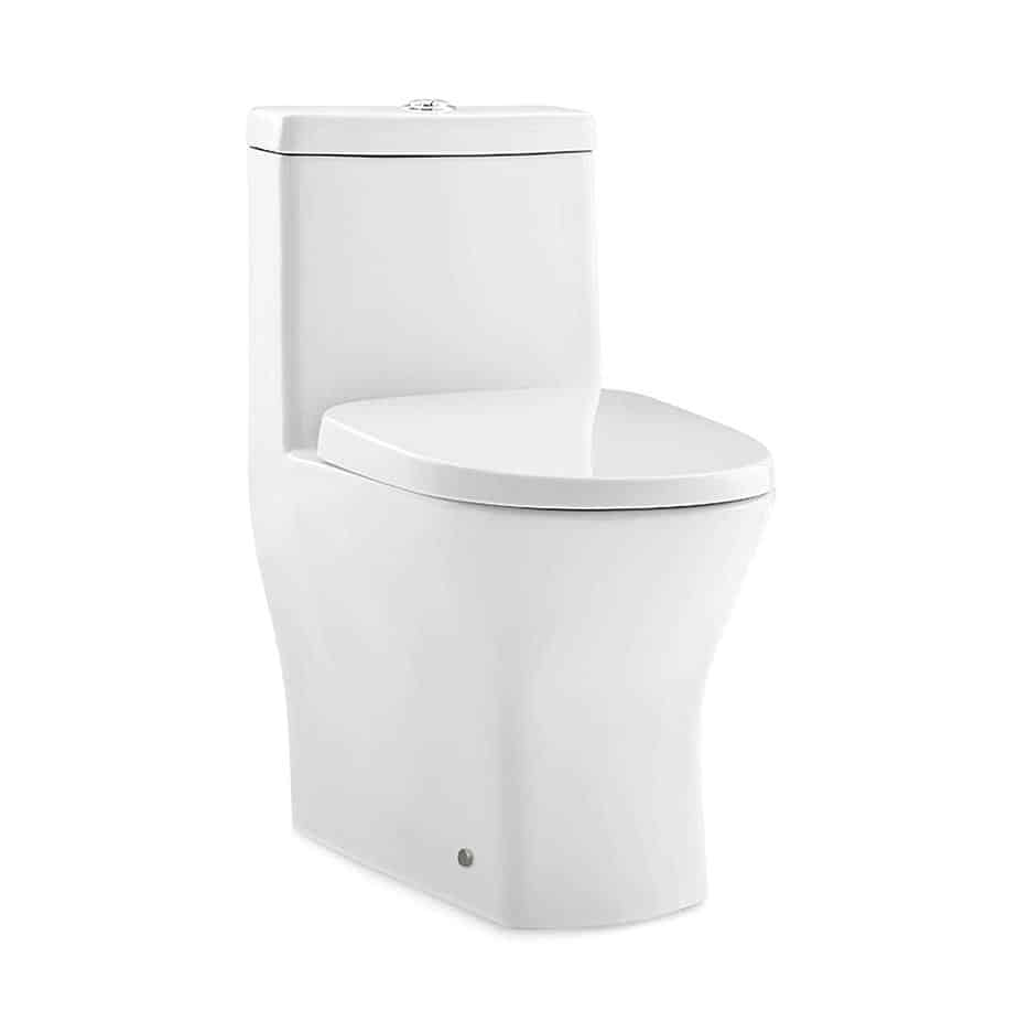 Swiss Madison Sublime II Compact 1-Piece Toilet