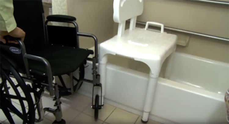 Best Handicap Shower Chairs & Seats