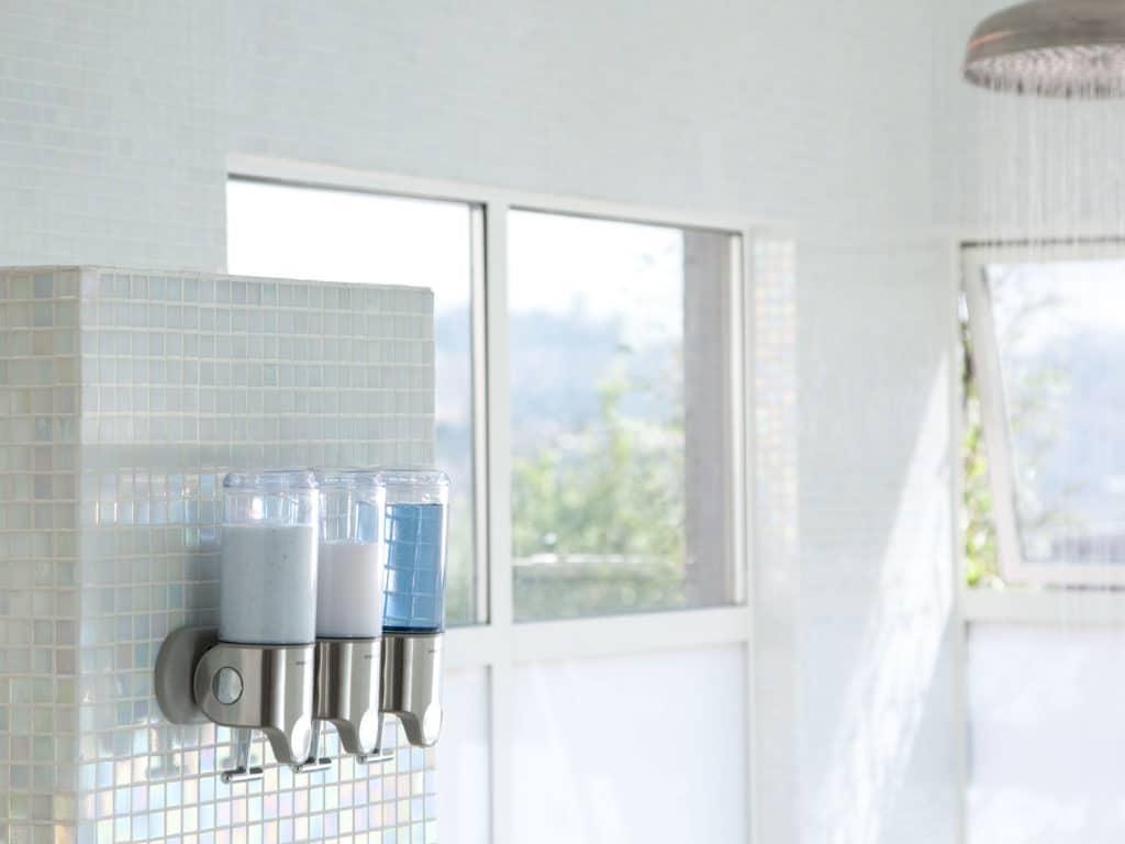 Best Shower Soap & Shampoo Dispenser