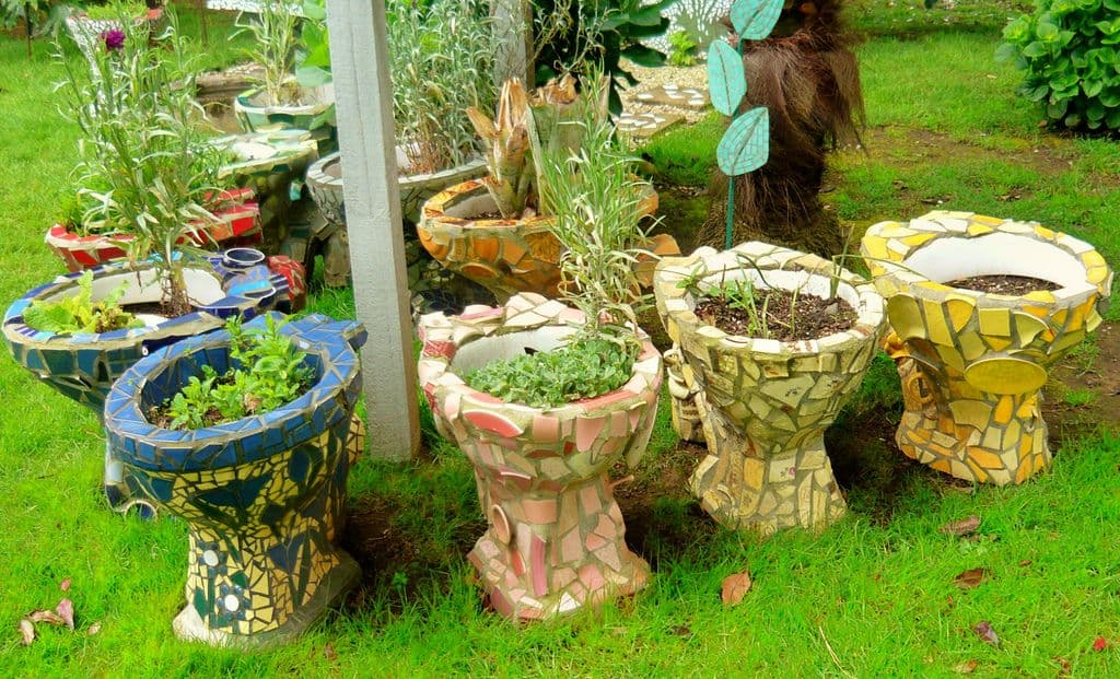 What To Do With An Old Toilet