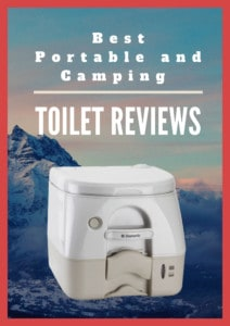 Best Portable and Camping Toilet Reviews