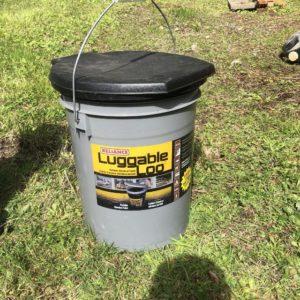 Reliance Luggable Loo
