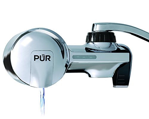 PUR PFM400H Chrome Style with MineralClear Filter